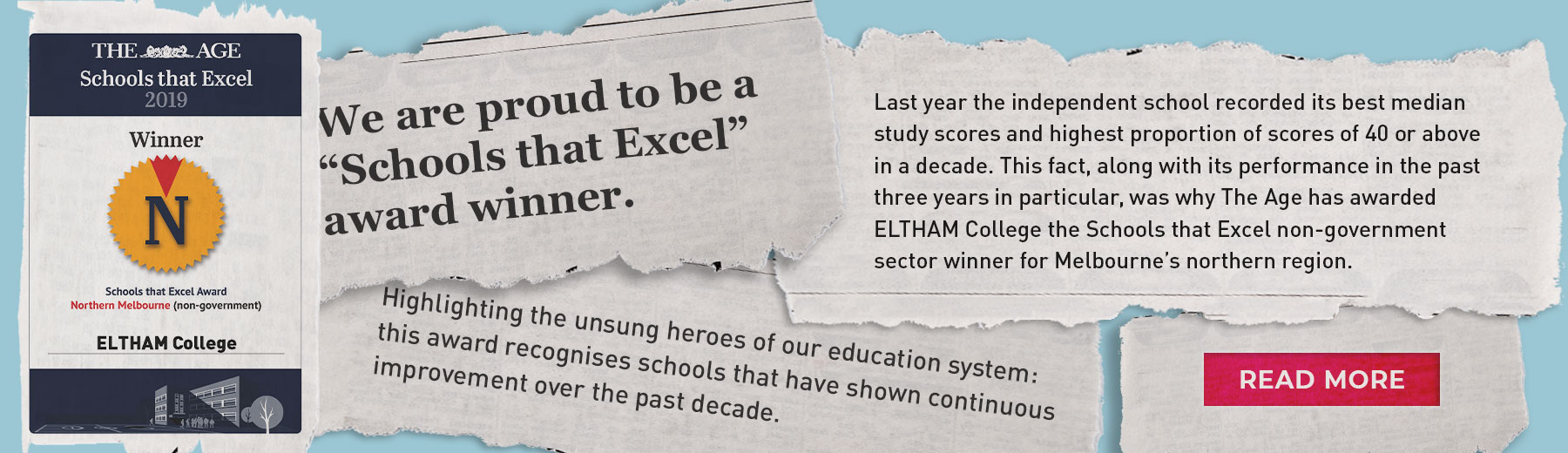 schools that excel eltham college
